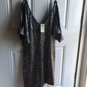 ArdenB Sequin Dress